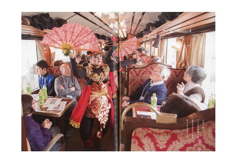 三陸国際芸術祭冊子写真